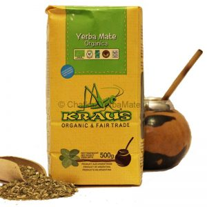 Yerba Mate Kraus Organic Fair Trade