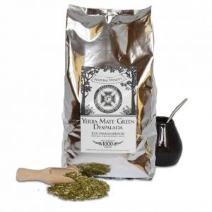 Yerba Mate Green Despalada 1kg