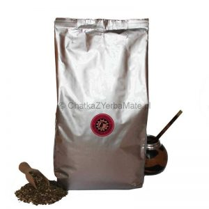 Yerba Mate Green MAS ENERGIA GUARANA 1kg