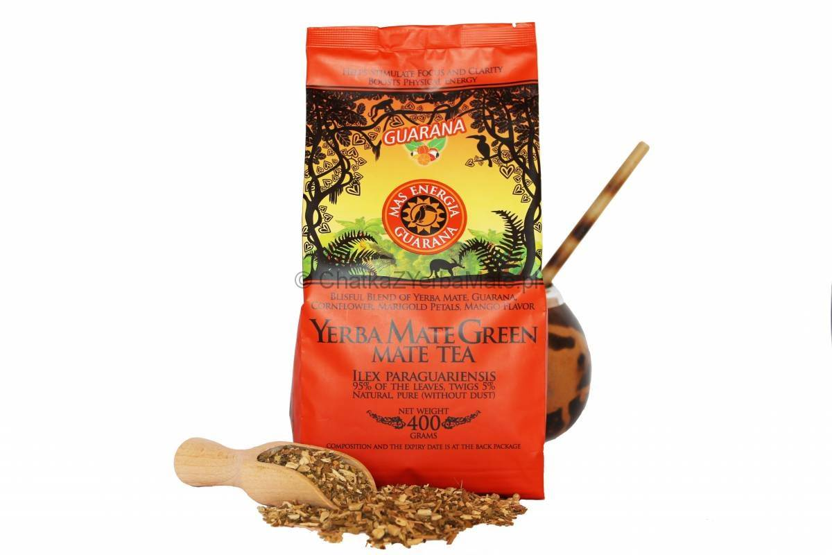 yerba mate guarana