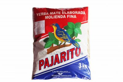 Yerba Mate Pajarito Traditional 3kg