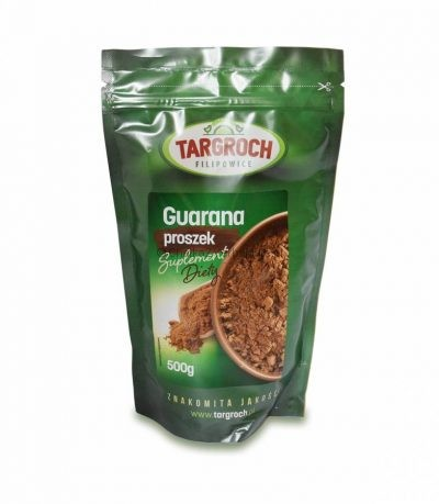 Guarana mielona 500g