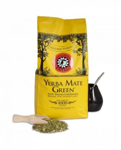 Yerba Mate Green Energy 1kg