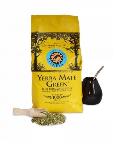 Yerba Mate Green Fitness 1kg