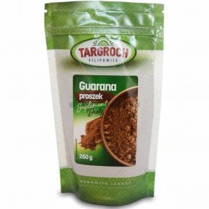 Guarana mielona 250g